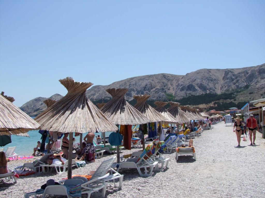 Baška_beach